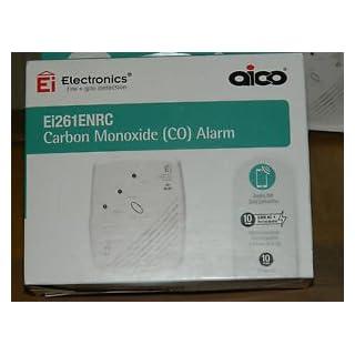 Aico EI261ENRC EI260 Series Carbon Monoxide Alarm c/w Lithium Battery