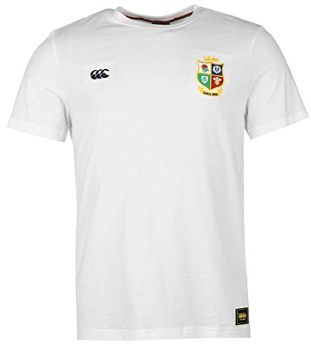 Canterbury Herren T-Shirt Weiß