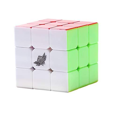 BEESCLOVER Cyclone Boys FeiWu Mini 3x3x3 Stickerless Speed Cube 40mm EINWEG as picture show (Cyclone Boys 3x3x3)