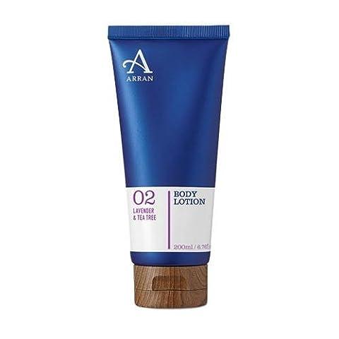 Arran Aromatics Lavender and Tea Tree Body Lotion 200ml