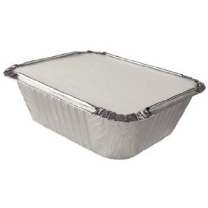 gsl-50-x-silver-aluminium-foil-containers-trays-lids-no2-made-in-england
