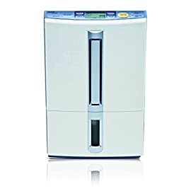 Mitsubishi Electric MJ-E14CG-S1, Deumidificatore 260 W, 220 V, 50 Hz, Bianco