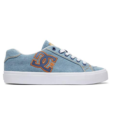 DC Shoes Chelsea Plus TX SE - Shoes for Women - Schuhe - Frauen - EU 39 - Blau -