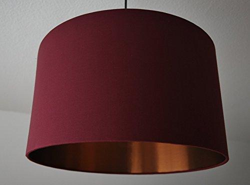 Bordeaux-lampe (Lampenschirm