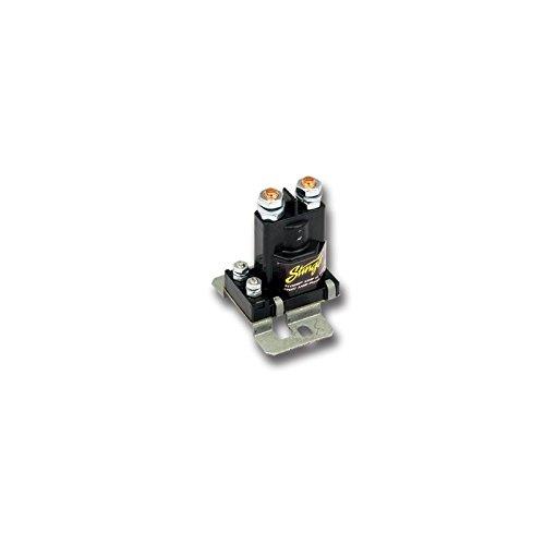 Stinger SGP38 - Relè batteria 80A per auto, camper, barca, auto