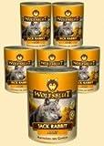 Wolfsblut | Jack Rabbit Nassfutter | 6 x 800 g