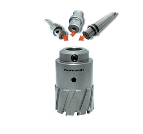 Hartmetall-bestückte Lochkreissäge Lochsäge Power-Max 55 nur Lochsägenkörper, Schnitttiefe 55mm, Ø d=59mm