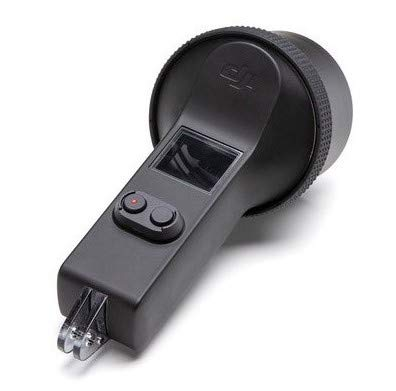 DJI Osmo Pocket Case/Wasserdichtes Gehäuse (geeignet für Osmo Pocket, wasserdicht bis 60 m Tiefe, präzise Steuerung und Antibeschlag-Objektiv, 2 Montagehalterungen inklusive)
