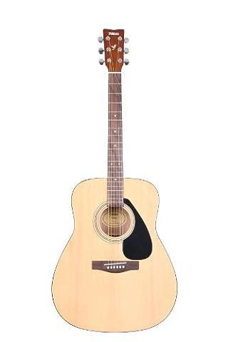 Yamaha F310P2WS, Farbe Natur, Akustik Westerngitarrenset (inkl. Lern-DVD, Gigbag, Gurt, Tuner, Saiten, Pics, (Yamaha Akustik-gitarren Saiten)