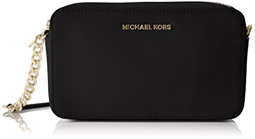 MICHAEL Michael Kors Jet Set Travel Cross Body Bag Nero Unica Taglia