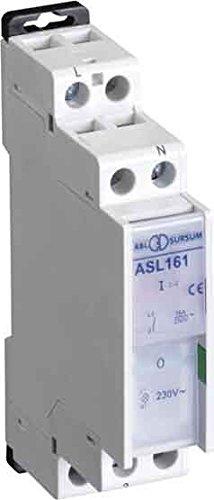 ABL SURSUM ASL161 1P COLOR BLANCO ALIMENTACION DEL RELE - RELE DE POTENCIA (250 V  16 A  COLOR BLANCO)