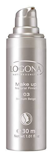 Logona - 1008 FT03 - Maquillaje - Cutis Acabado Natural