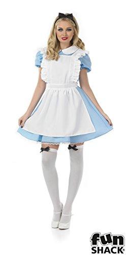 Alice-traditionnelle-Costume-de-dguisement