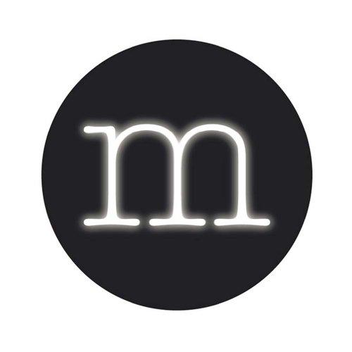 SELETTI Lámpara de neón Letra cm. 30H. 18-M