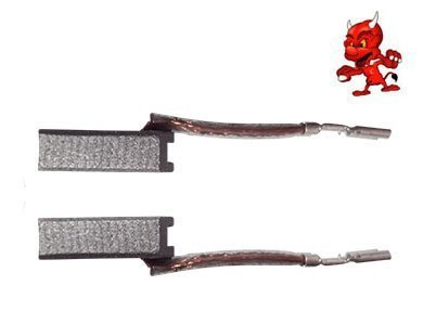 Preisvergleich Produktbild Kohlebürsten Motorkohlen passend für Metabo LF 724 S, FME 737, OFE 738