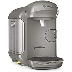 Bosch TAS1406 Tassimo Vivy 2 Machine à Capsules 1300 Plastique Gris Sable/Anthracite