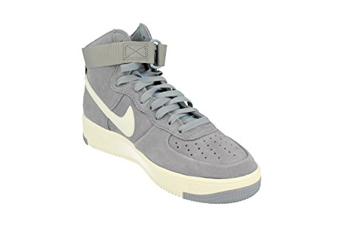 Bambina Club Logo Grey Nike Silver NSW Pantaloni nzBx5SIqA