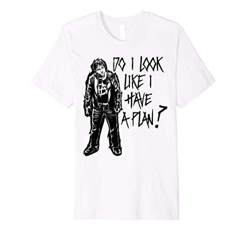 WWE Dean Ambrose Comic Plan (Urban Icon-t-shirt)
