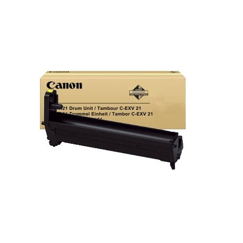 Preisvergleich Produktbild Canon IRC2880YDRUM Drum kit C-EXV21, 53000 Seiten, gelb