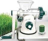 Lexen-Extracteur de Jus-Healthy Juicer manuel-Blanc