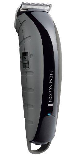 Remington HC5880 Haarschneider Indestructible, schlagfestes Polycarbonat-Gehäuse, 11 Aufsteckkämme, grau/schwarz