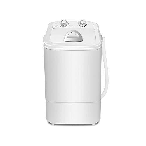 XSJZ Lavadora, 4.6 KG Barril Simple Gran Capacidad