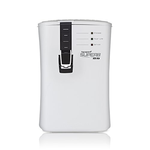 Eureka Forbes Aquaguard Superb 6.5-Litre UV + UF Water Purifier...