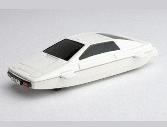 Lotus Esprit Sous-marin Vérsion Voiture Miniature de James Bond The Spy Qui Loved Me
