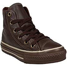 0a88180c50c Converse - All Star Soft Leather - Marron (27 EU)