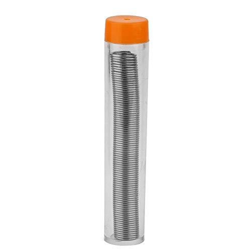 Tragbarer 25% Zinn-Lötdraht, No-Clean-Flussmittel-Stift-Lötdraht mit Rohr für elektrische 0,8/1,0 mm(10 g / 0,8 mm) - G Stift Spule