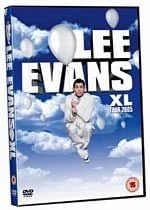 Lee Evans - XL Tour - Live