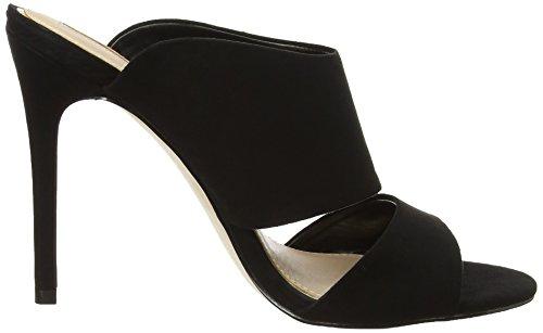 Signorina Selfridge Ladies Curve Pumps Nero (nero)