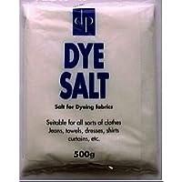Dri Pak Dye tela de sal para teñir ropa cortinas Jeans 500grm