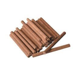 Discount4product 100 pure and natural Loban Dhoop Sticks - 100 sticks