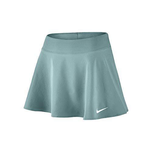 Nike Damen Court Tennisrock, Igloo/(White), L