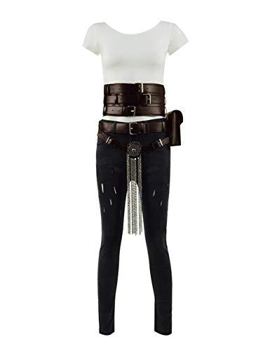 Mad Kostüm 2 Max - IDEALcos Frauen Imperator Furiosa Cosplay Kostüm (XS, Farbe 2)