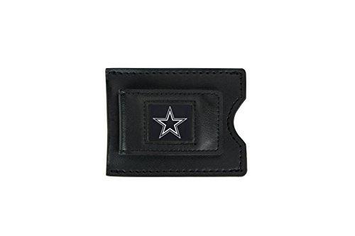 aminco NFL Dallas Cowboys Leder Geld Clip und Karte Fall