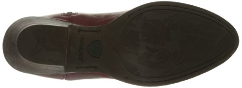 Ariat Darlin Western Boot Mode Rosy Red