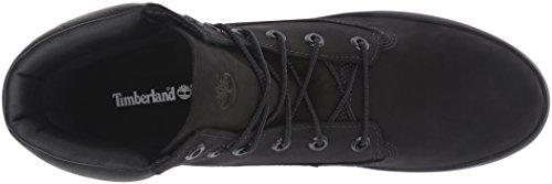 Timberland Womens Flannery 6 Inch Nubuck Boots Black