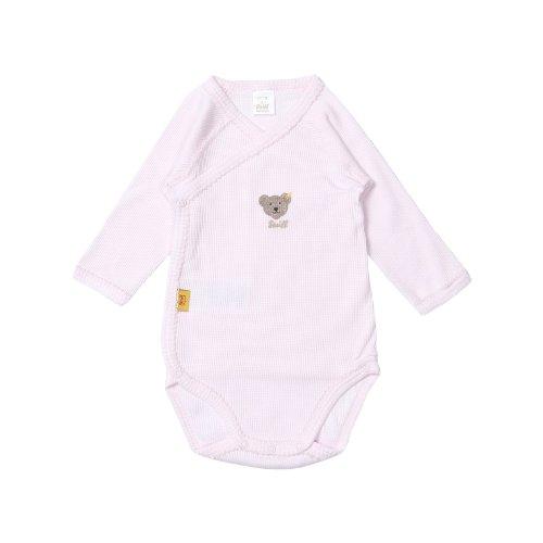 Steiff Unisex - Baby Body 0008663, Rosa (Barely Pink), 50