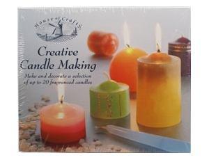 Scheda dettagliata House of Crafts - Kit Creativo per Realizzare Candele