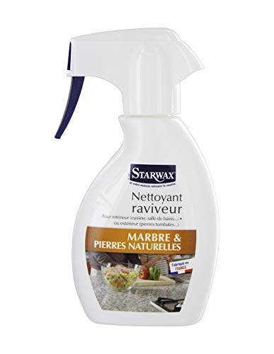 Reinigungsmittel Natursteinen und Marmor 250ml für Glanz