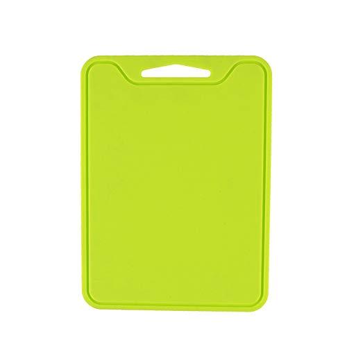 Xigeapg Silikon Teiler Platte Anti-Verschlei? Und Anti Slip, Gemüse Und Fleisch Hack Klotz Küche Nudeln Schneide Brett Zubeh?r Hack-brett