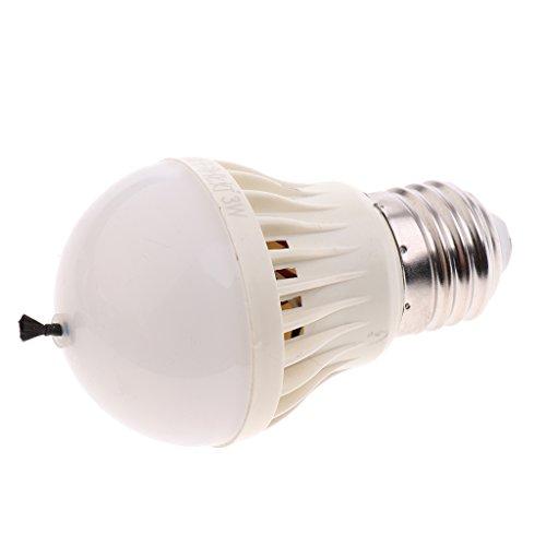 Sharplace E27 Negative Ionen Glühbirne Luftreiniger Glühbirne, entfernt Rauch und Allergene aus der Luft