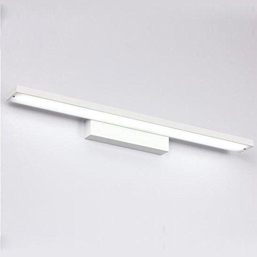 Badezimmerleuchten Led Spiegel Scheinwerfer, Badezimmer Badezimmer Einfache Aluminium Spiegel