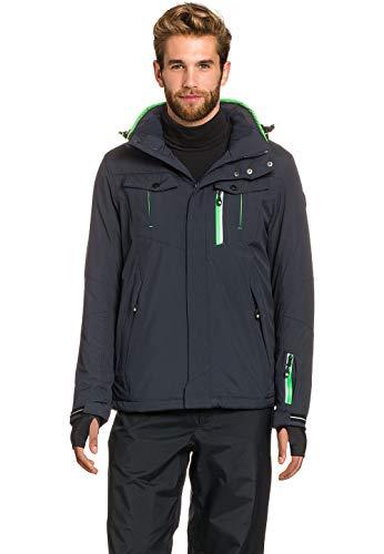 Killtec Herren Herren Ski Snowboard Jacke Kapuze atmungsaktiv Schnee Winter | 04056542303822