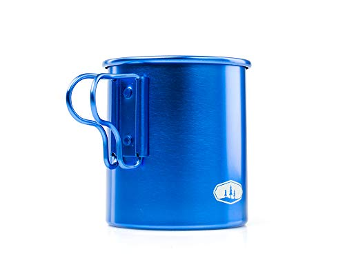 GSI Outdoors Bugaboo Cup, Blue, 14 FL Oz Gsi Outdoors Cup