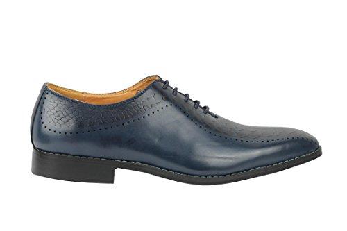 Xposed , Chaussures à lacets homme Bleu