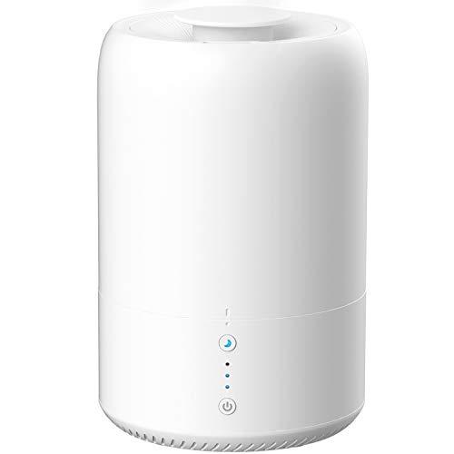 AirFriend One Luftbefeuchter 1,8L - Lufterfrischer für die hygienische Luftbefeuchtung Schlafzimmer & Babys - elektrischer Air Purifier inkl. Sleep Funktion auch als Aroma Diffuser Öl