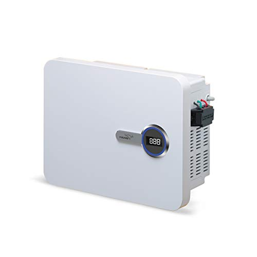 V Guard AC Stabilizer  VWI 400 Smart for Inverter ACS Upto 1.5 Ton  Working Range: 130V to 280V